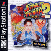 Street Fighter Collection 2 cover