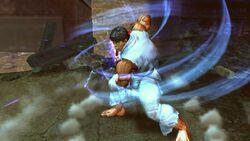 Ryu shinku hadoken