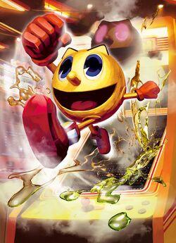 SFxT-Pac Man