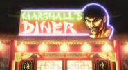 Law marshall's diner