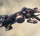 Flying Battleship Balrog/Strider (2014)