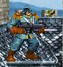 Fortress guard blue