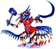 Strider Hiryu Art 1-2