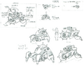 Str2 roller spider concept