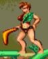 Amazoness boomerang