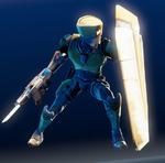 StrHD shieldtrooper model