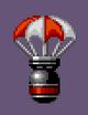 Parachute bomb