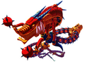 Str2 dragon emperor art