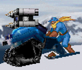 Missile mobile