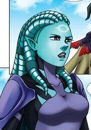 Minerva-Comic