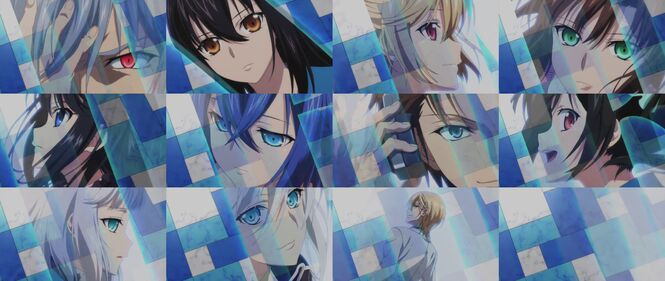 Strike the Blood Characters