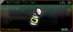 SFH2 Tin Can