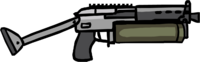 SFH2 weapons Bizon