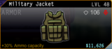SFH2 Military Jacket