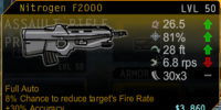 F2000 Assault Rifle