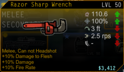 Wrench.