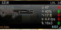 1216 Shotgun