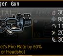 Nitrogen Gun Elemental