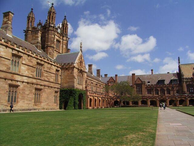 File:University of Sydney Main Quadrangle.jpg