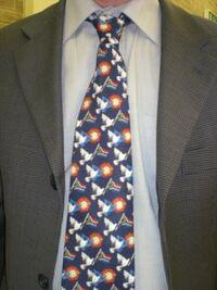 Peace tie