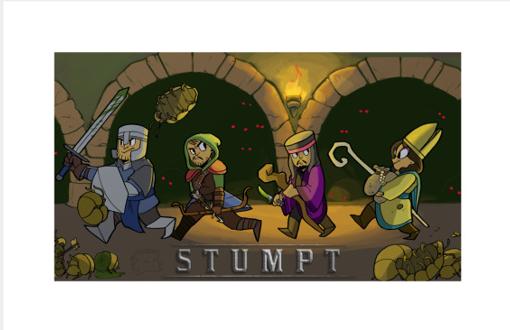 File:Stumpt TeePublic Hammer Poster (merchandise) .png