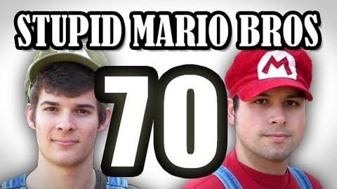 Stupid Mario Brothers - Episode 70
