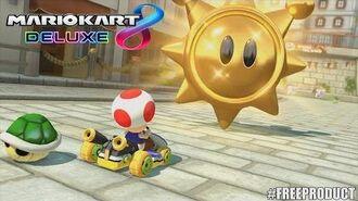 Mario Kart 8 Deluxe - Shine Thief Battle Mode