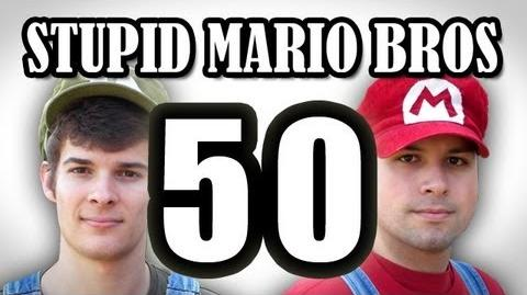 Stupid Mario Brothers - Episode 50