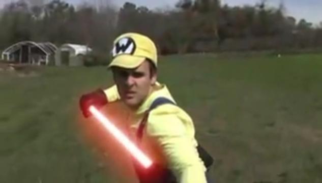 File:Wario's Lightsaber.jpg