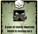 Dwarven Boots