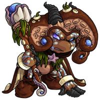 Warador hydrus