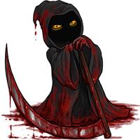 Harvester bloodred