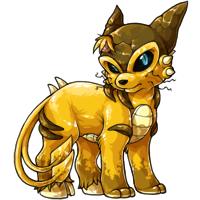 Darkonite gold