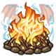 Icon fireside