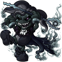 Warador nightmare