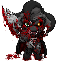 Warador bloodred