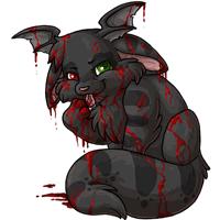 Kerubi bloodred
