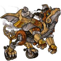 Rreign steamwork