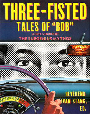 "Three-Fisted Tales of ""Bob"" cover"