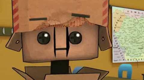 Bobot the Robo Robot