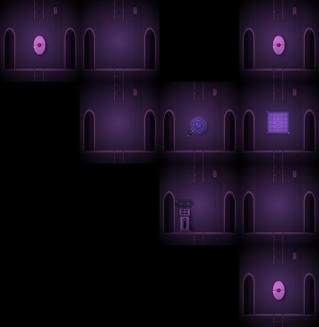 Level 8 map