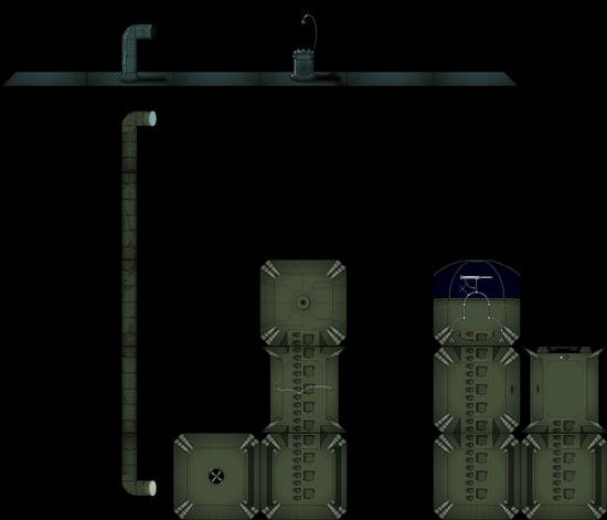 Mainframe map
