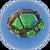 Uraninite Crystal