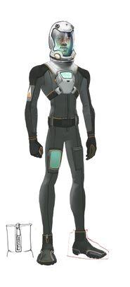 Rad suit