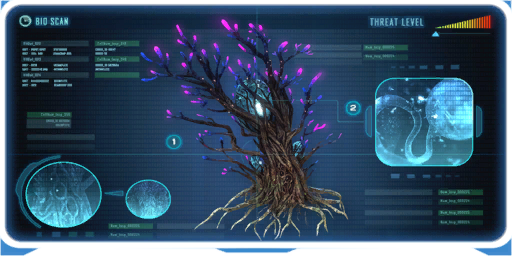 Cove Tree Data Bank Entry