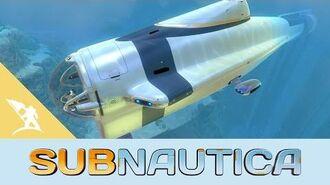 Subnautica Cyclops Submarine Introduction