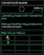 Xenotime Bracelet