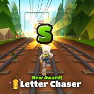 LetterChaser