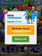 FreshThursday