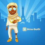 Shine Outfit